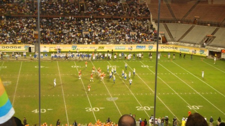View from the Pressbox