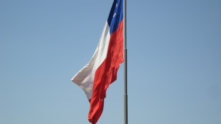 Chile's Flag.