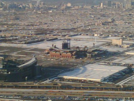 THe Home of the World Champs....Citizens Bank Park!