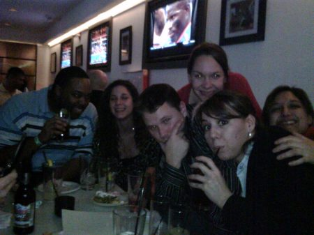 The Happy Hour Crew in Center City